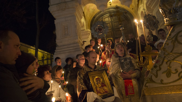 Константинополь пытается сохранить фальшивую видимость единства с Русской Церковью