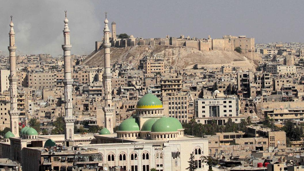 Боевиков загоняют в сирийский котел
