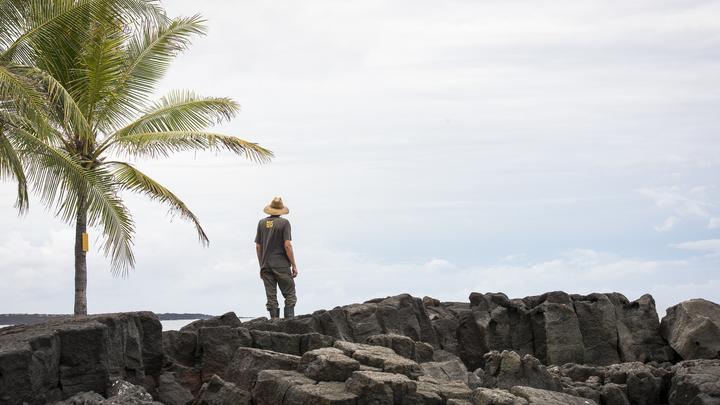 После урагана наГавайях пропал остров