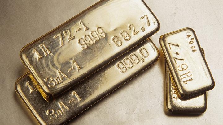 ЦБ России стал крупнейшим покупателем золота в мире