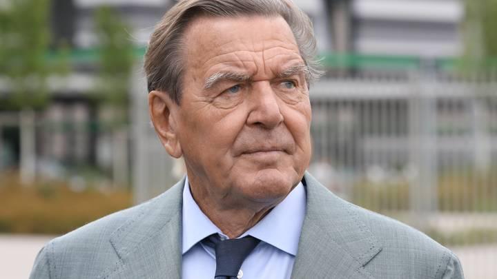 Прошлый  канцлер Германии назвал аннексию Крыма «реальностью, которую придется признать»,