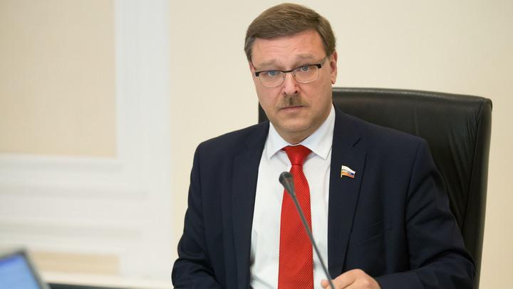 Россия ответит на санкции США зеркально, но не в экономике - Косачев