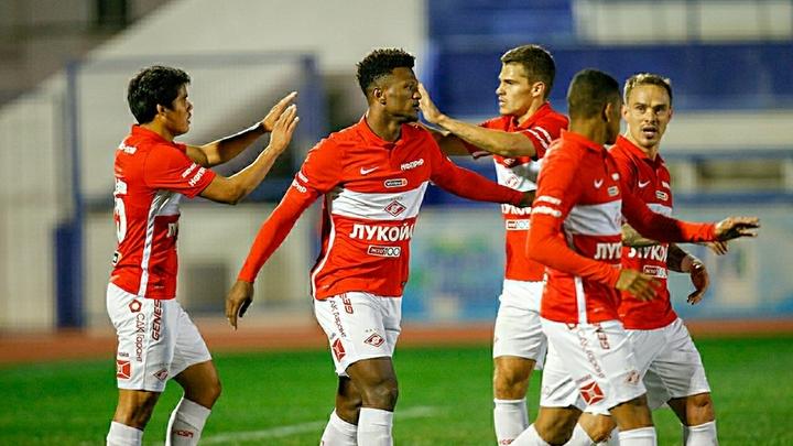 Лучшая победа тура: «Спартак» победил «Рейнджерс» на своем стадионе в матче Лиги Европы