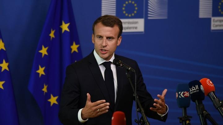 Зависимость от доллара является проблемой суверенитета Евросоюза - Макрон