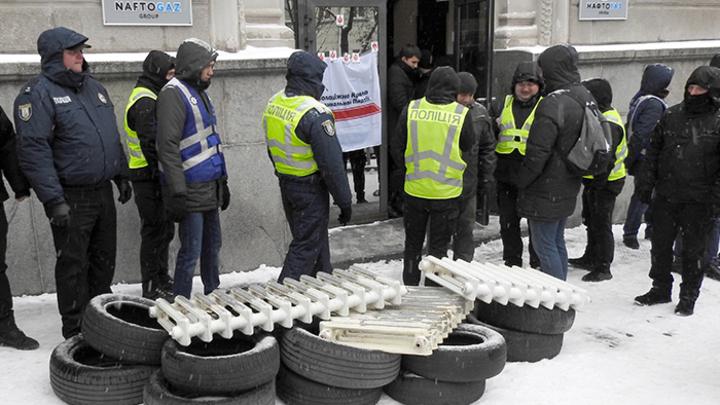 Не победят, так погреются: Киев без отопления, но готов захватить Москву