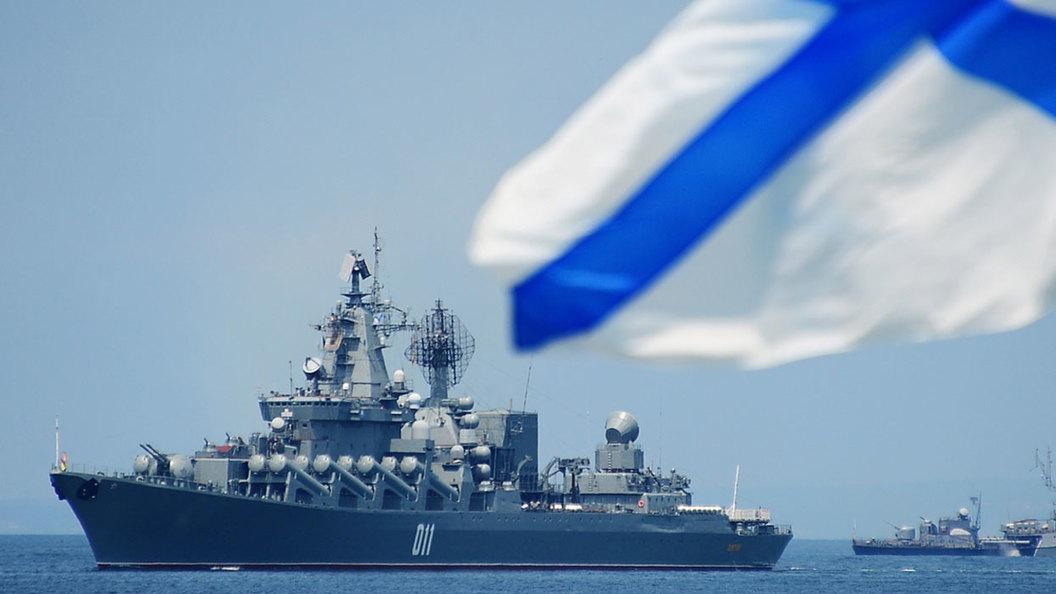Русский флот напугал друзей террористов