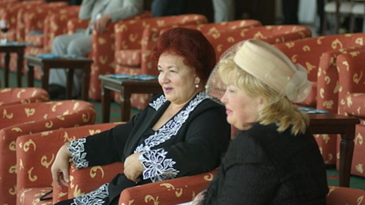 «Долго болела»: В Татарстане умерла жена первого президента республики Сакина Шаймиева