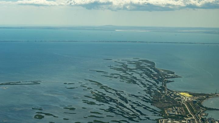 Более трех тысяч тонн зерна затонули в Азовском море