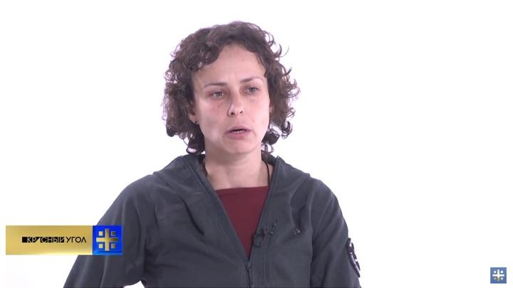 Юлия Чичерина о войне в Донбассе: «Там борьба Православия с антихристом»