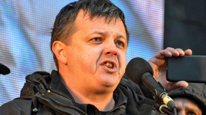 Украинский депутат назвал фейком сведения о его участии в подготовке «михомайдана» в Грузии