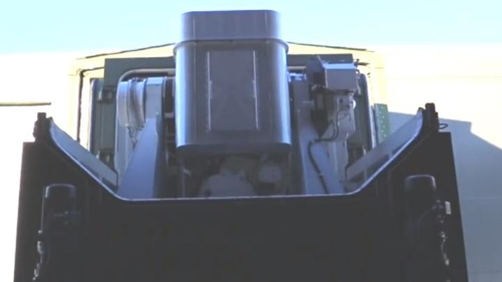 Дежурство русского боевого лазера: опубликовано видео развертывания «Пересвета»