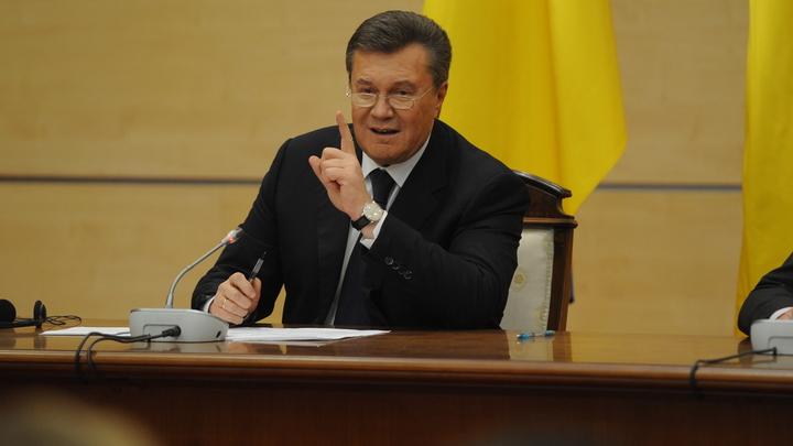 Украина потребует от Израиля выдать Януковича. Если он приедет