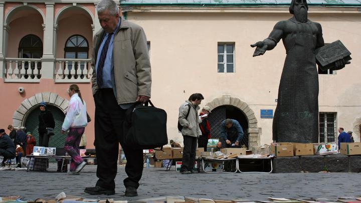 Депутаты потребовали от Порошенко закрыть консульство России во Львове
