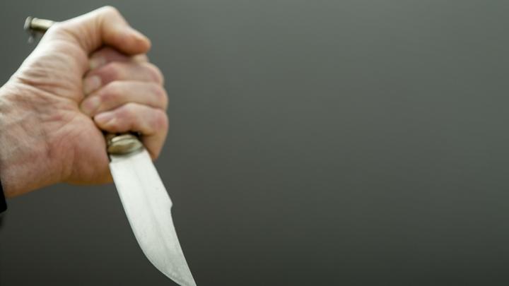 Под Ростовом мужчина напал с ножом на пристава и полицейского прямо в здании суда