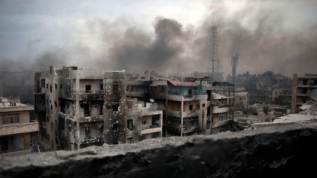 Катастрофа в Ираке и наступление в Сирии