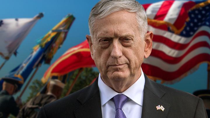 В этом переменчивом мире держите линию обороны: Глава Пентагона попрощался с американскими военными