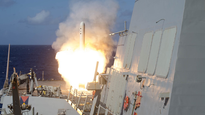 Угрозы на морских направлениях нарастают: Эксперт - о ракетах США на границах России