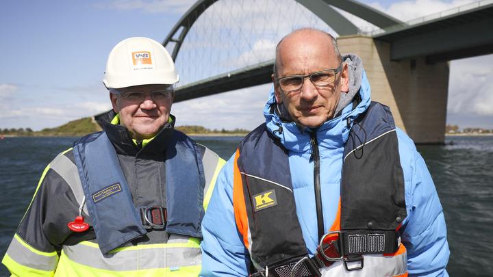 Четыре года переговоров и8,5 лет настроительство: подводный тоннель соединит Германию иДанию