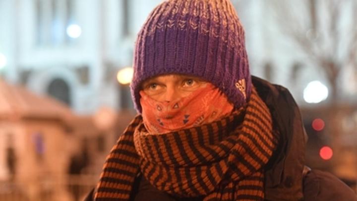 Рождество Москва встретит морозом