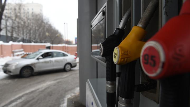 После Нового года бензин в России снова начал дорожать