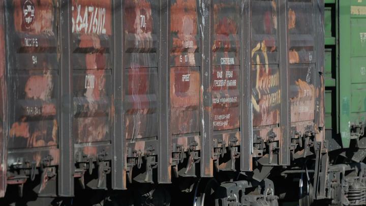 Причины схода с рельсов 29 грузовых вагонов в Иркутской области пока не выяснены
