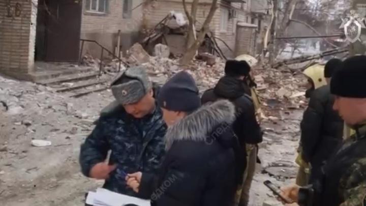 Обрушены два этажа, пострадали пять человек — МЧС о взрыве многоэтажки в Ростовской области