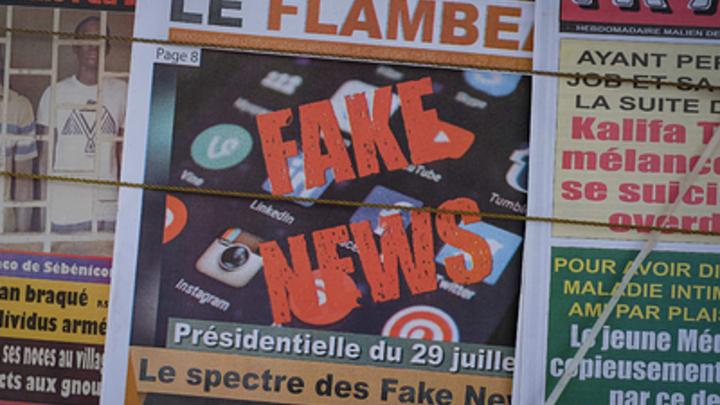 От гомосексуалистов до кокаина и ″робота″: ″Фейковые″ новости набирают популярность