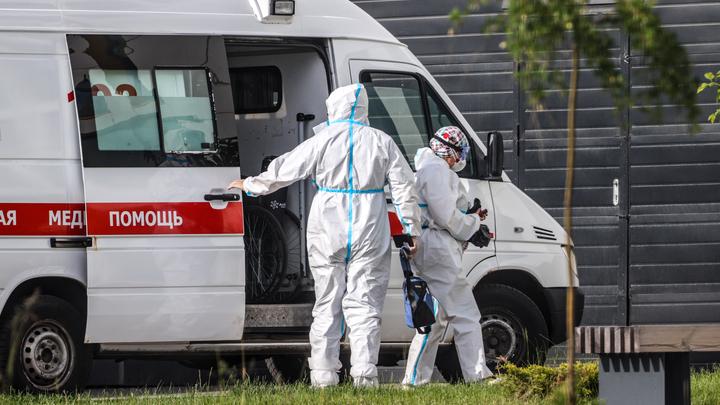Москва обновила смертельный рекорд по коронавирусу