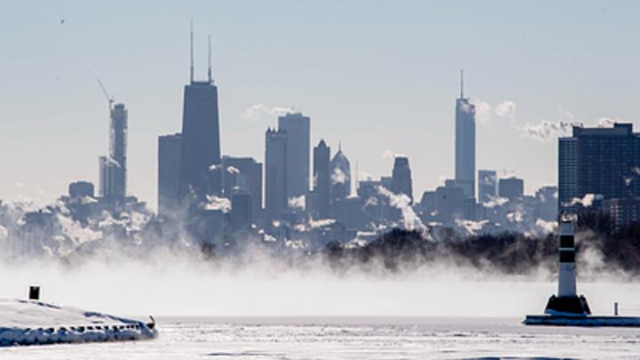 Сегодня было -35: Арктический холод испытывает Америку на прочность и бьет погодные рекорды
