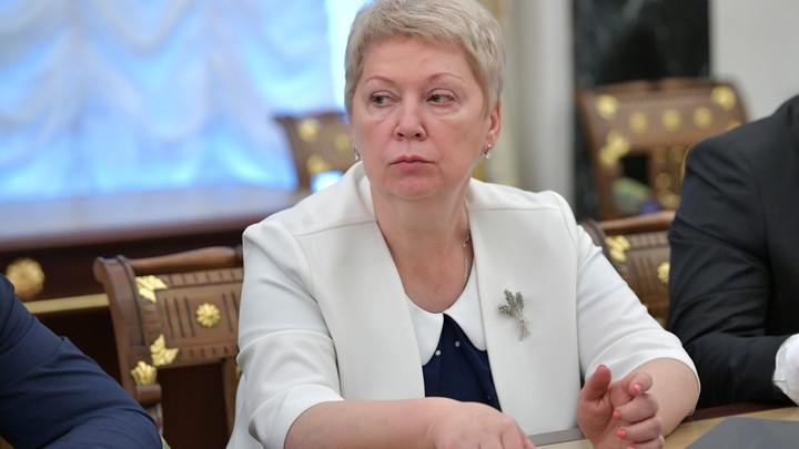 Не надо нахваливать: Путин прервал Васильеву и посоветовал следить ей за зарплатой учителей