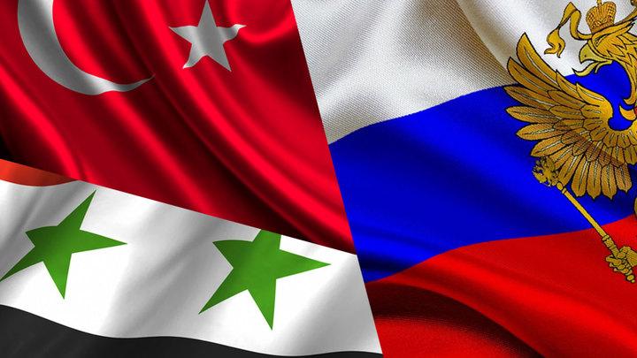 Сирию поделили, чтобы сохранить