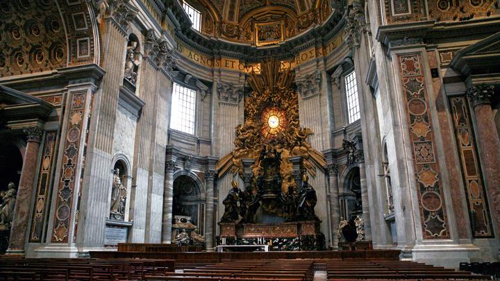 Придерживаюсь веры в Христа: Что написал Мадуро в письме Папе Римскому