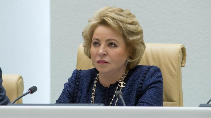 Матвиенко попросила Путина дать пять млрд рублей на региональные театры