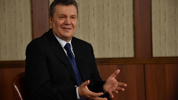 Виктор Янукович заявил о подготовке покушения на себя: Информация стала поступать