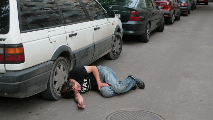 МВД рассказало, в каких регионах участились случаи пьяных преступлений