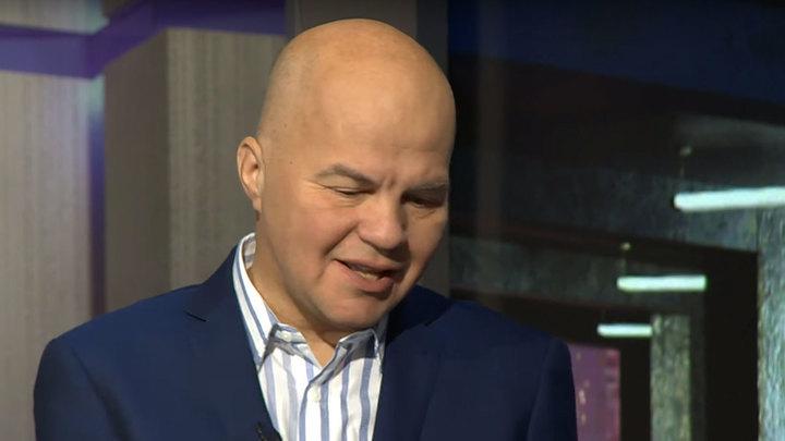 К вам по ночам Порошенко не приходит?: Соловьев заставил Ковтуна признаться в его фантазиях