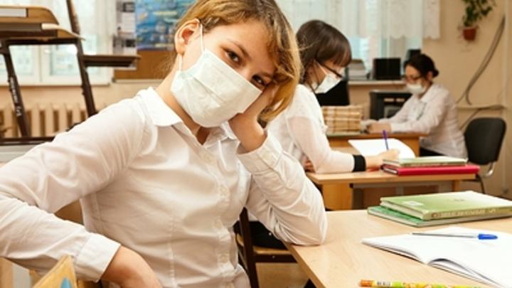 Эпидемия ОРВИ продержит саратовские школы под замком еще неделю - СМИ