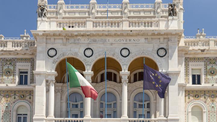 Италия может первой вЕС отменить санкции против РФ