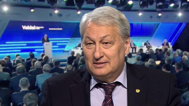 Леонид Решетников: Президент ударил по самым болевым точкам Запада