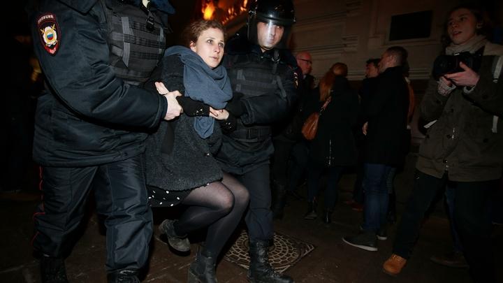 СМИ узнали, зачто участницу Pussy Riot Марию Алехину задержали ваэропорту Барселоны