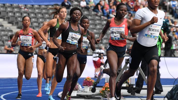 Спортивные функционеры хотят объявить бегунью из ЮАР мужчиной