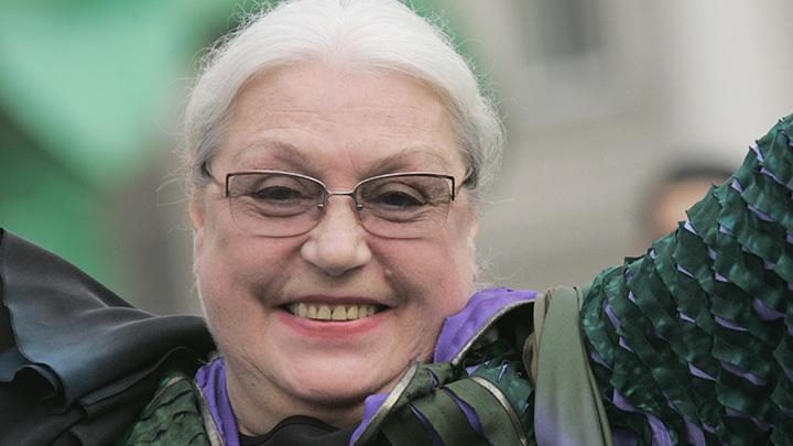 Федосеева-Шукшина угодила в клинику из-за своих детей