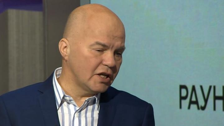 Соловьёв набросал план для книги Ковтуна с названием Я и российское телевидение