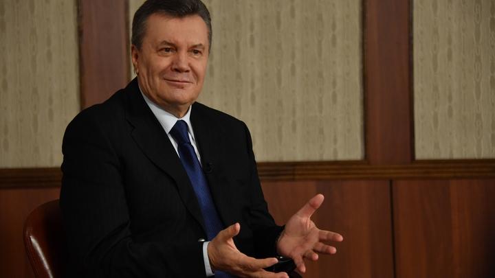 Конец будет бесславен: Янукович пообещал Порошенко трибунал в Гааге