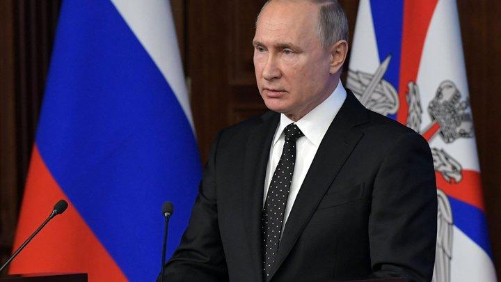 В США уверены, что Путин превратит их в радиоактивный пепел - СМИ