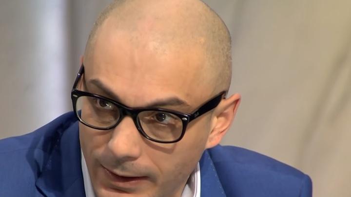 Гаспарян показал классическое перо террористов:Взято в плен в результате разгрома бармалеев