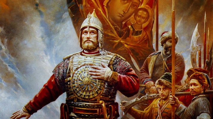 Александр Дугин: Сегодня мы вспоминаем русских героев великой войны 1612 года