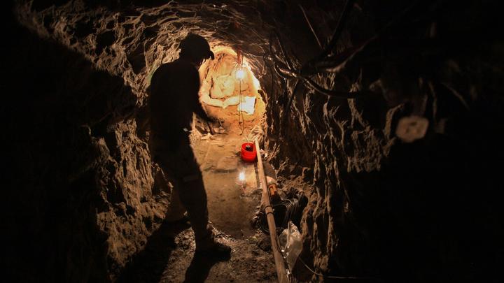 Новое супероружие США: Американские солдаты уйдут в подземные тоннели
