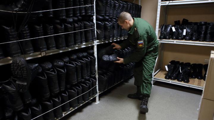 Начальник Генштаба РФ объяснил, почему не следует отказываться от срочного призыва