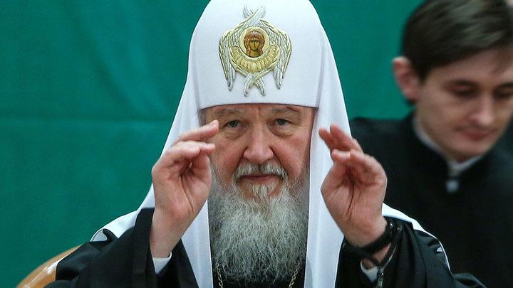 Святейший Патриарх Кирилл открыл ХХ Всемирный русский народный Собор